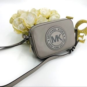 Michael Kors Bags - LAST DAY SALE Michael Kors Fulton Sport Crossbody